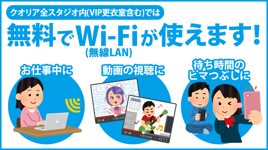 無線LANWIFI