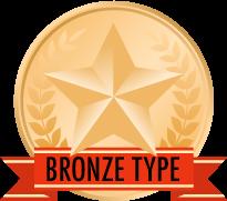 ブロンズメダル